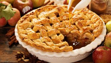Pie de manzana: ¡Un postre glorioso!