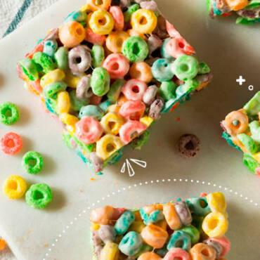 2 divertidos postres de cereales que tienes que probar