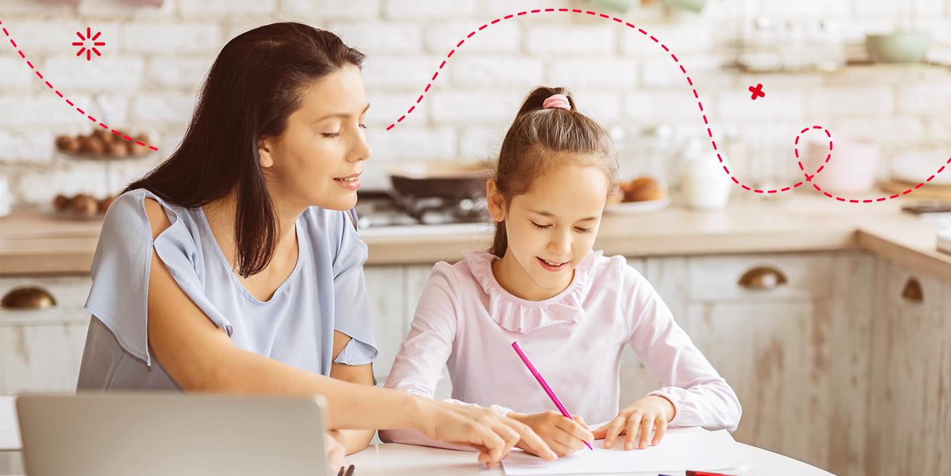 6 claves para acondicionar un espacio para el estudio de los chicos