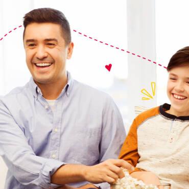 9 acciones que fortalecen la relación con los hijos
